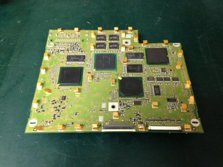 Vw Rns 510 Lcd Motherboard Models Up To 2009 Supply Amp Fit