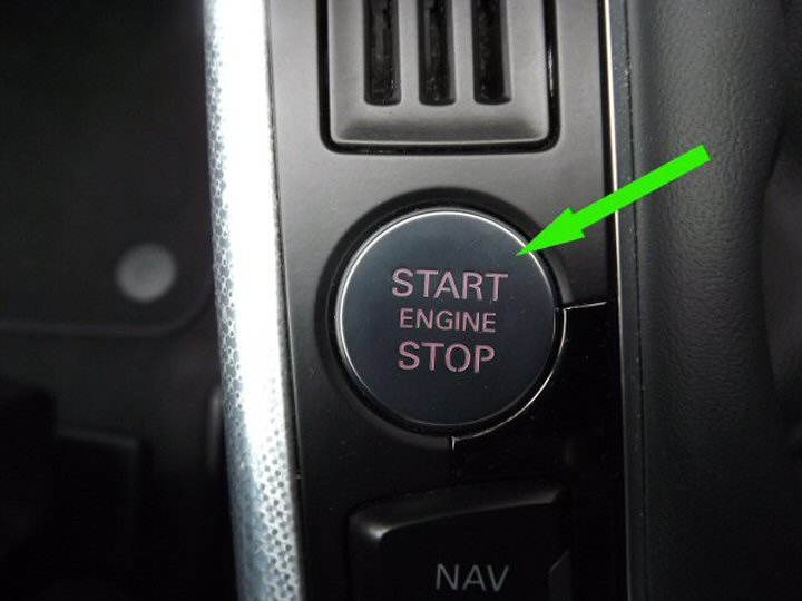 Keyless Start Stop Engine Button & Keyless Entry System ...