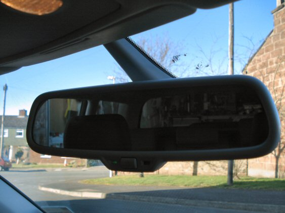 AUDI AUTO DIMMING MIRROR