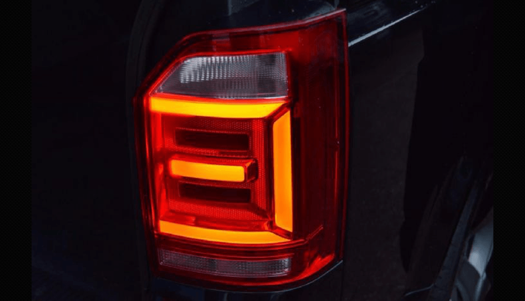 Supply and Fit Genuine Rear LED lights