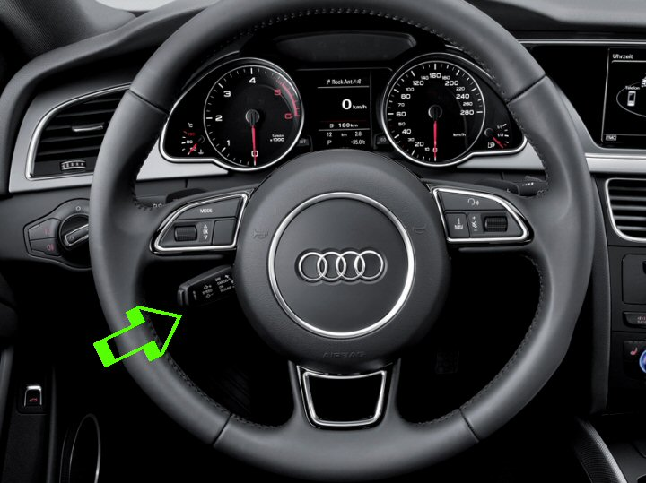 AUDI A4 8K CRUISE CONTROL 2013 Supply & Fit