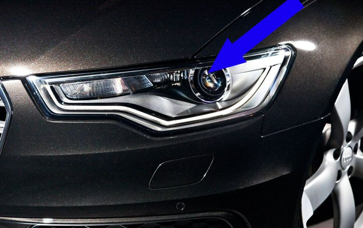 Headlamp Washers May Work In Conjunction With The Windscreen When Dipped Beam Headlamps Are Switched On Or By A Separate Switch