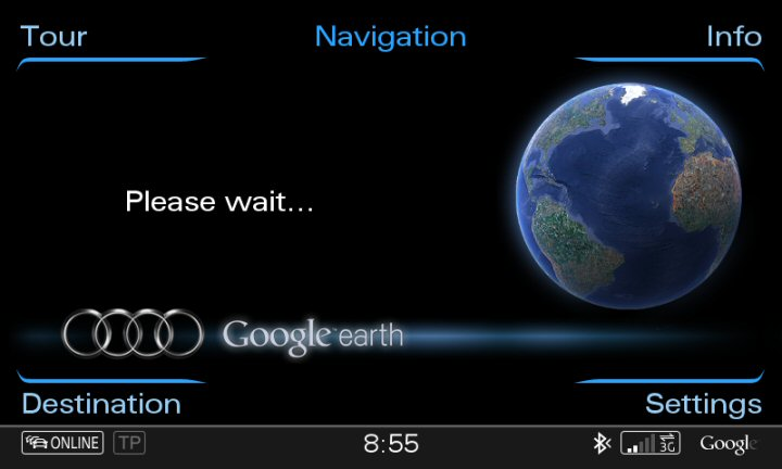 Mmi 3g Plus Firmware Update For Google Earth Via Sim And