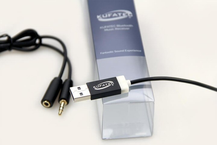 KUFATEC A2DP Bluetooth Plug and Play Music Receiver