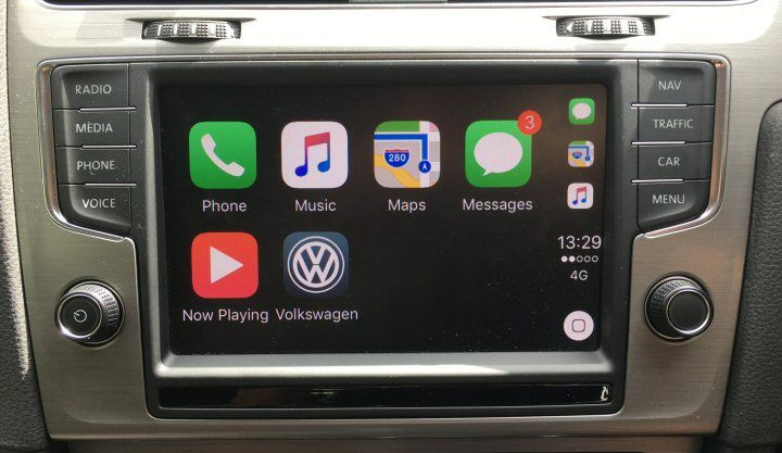 apple carplay for vw discover pro mib ii supply fit. Black Bedroom Furniture Sets. Home Design Ideas