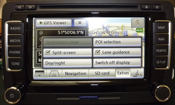 vw sat nav rns 315 manual