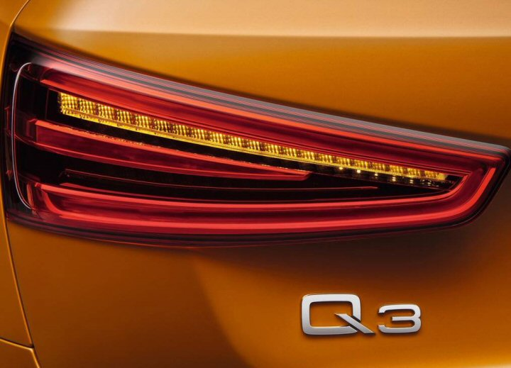 Q Rear Leds With Indicator