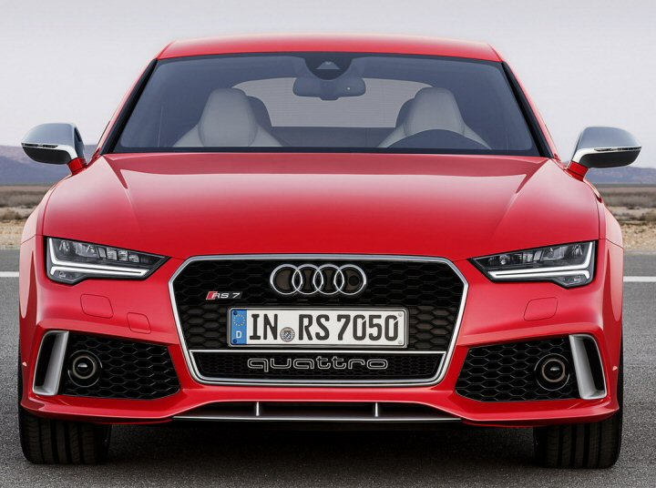 Audi A7 4g All Led Facelift Headlights Bumper Facelifted Supply