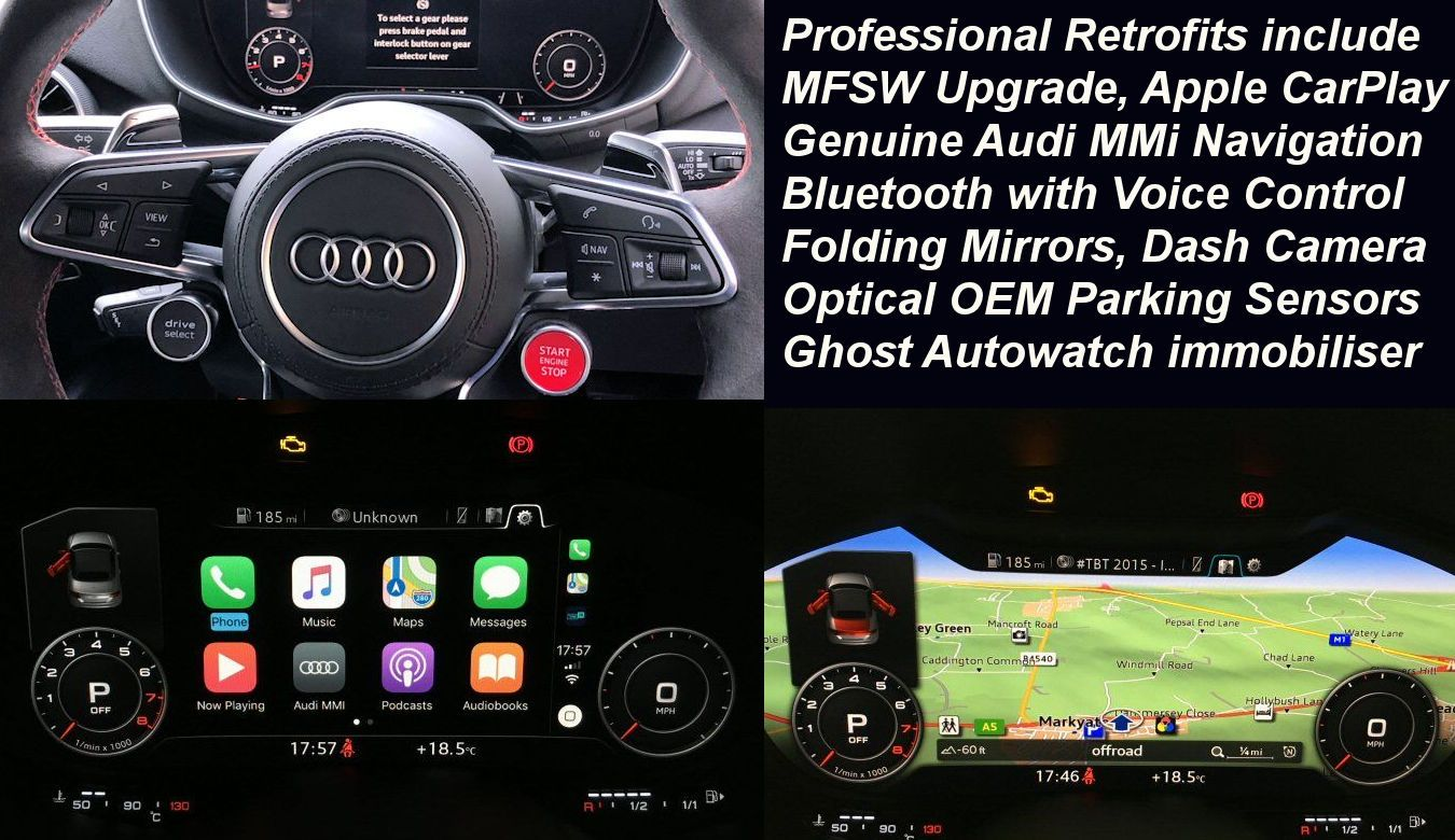 VW & Audi Retrofit Parts – Vehicle Electrics – Fault Diagnostics