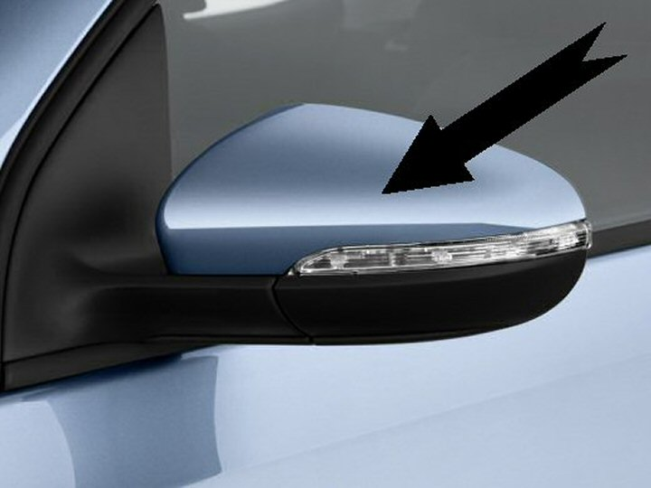 Genuine Vw Folding Mirrors
